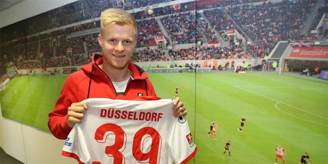 Fortuna Düsseldorf leiht Jean Zimmer aus – MSPW – Media ...