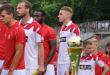 "RWE-Verteidiger Becker: ""Ball war niemals drin"""