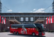"""""""Zusammen sind wir der FC"""": Neuer Mannschaftsbus für Köln"""