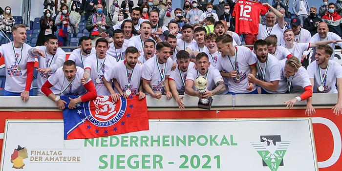 Dfb Pokal Fortuna Düsseldorf