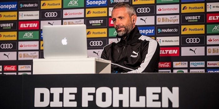 Marco Rose_Borussia Mönchengladbach