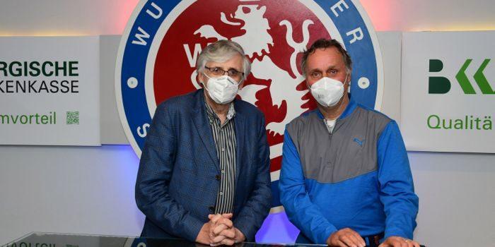 Neururer, Peter und Leonhardt, Jochen (WSV)