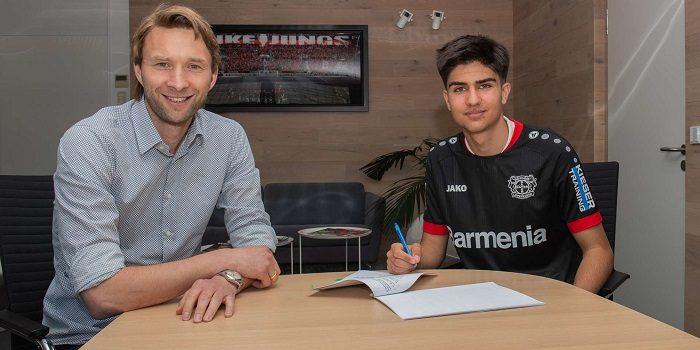 Rolfes, Simon_Sertdemir, Zidan (Bayer 04 Leverkusen)